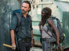 the walking dead7-12話