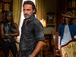the walking dead7-9話
