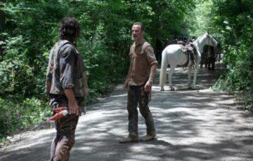 リックとダリル ウォーキング・デッドシーズン9第4話